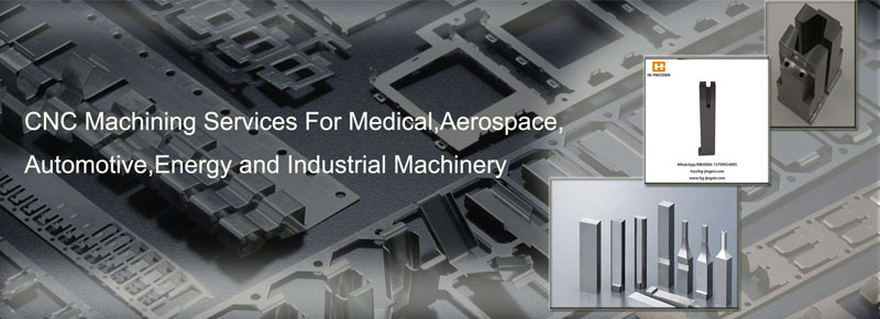 HG CNC Machining Services For Medical China