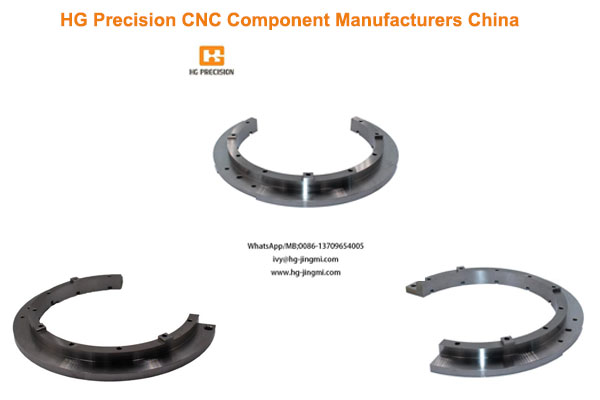 HG Precision CNC Component Manufacturers China