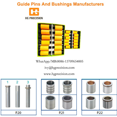 Guide Pin Bushing For Mold - HG
