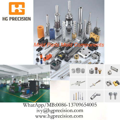 Mold Parts Mold Components Manufacturers - HG