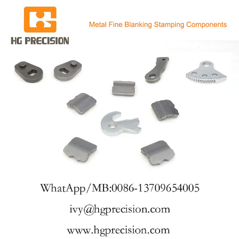 Metal Fine Blanking Stamping Components - HG