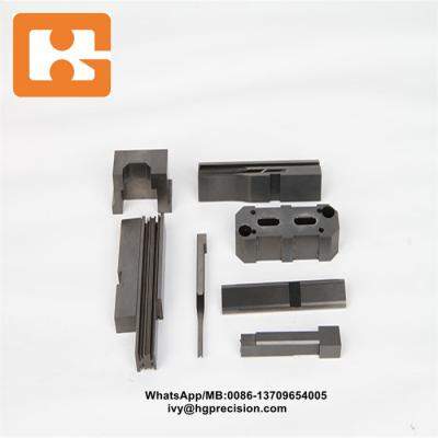 Optical Profile Grinding Mould Parts