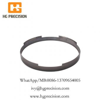 CNC Machinery Ring Cutting