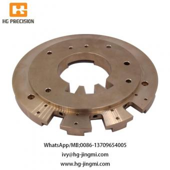 HG Precision CNC Machined Medical Parts Supply In China