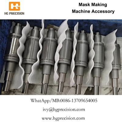 HG Custom Parts For Mask Making Machine Manufacturers China