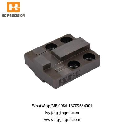 HG Custom Metal Cnc Machined Parts In China Suppliers