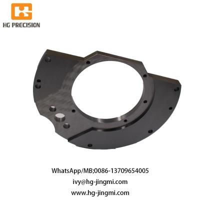 HG Precise CNC Machined Auto Parts Manufacturing China