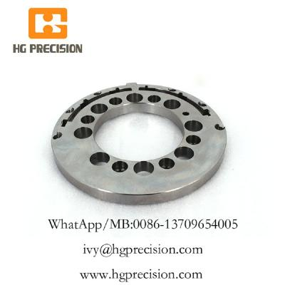 HG Precision NAK55 CNC Machinery Parts Suppliers China