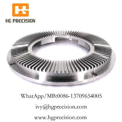 HG Precision CNC Machine Parts Manufacturers