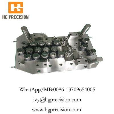 HG China Easy Open End Parts Production Line